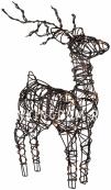 Фигура Олень VIXEN, 55 см, коричневый