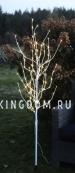 Дерево декоративное TOBBY TREE,  150 см, белый