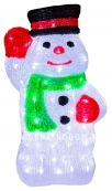 Фигура  Снеговик, 45 см