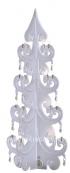 Светильник MELURA, 45 см, белый