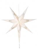 Звезда-подвес TINDRA, 85 см,  белый