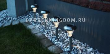 Садовый светильник Solar energy, 42 см