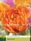 Тюльпан пионовидный  SUNLOVER, 20 шт