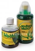 Зеленое мыло, универсальное средство для защиты растений от болезней и вредителей, 500 мл.